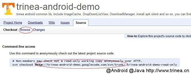 google_code_pull_code